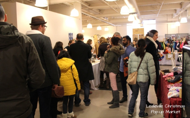 Leslieville's Best Soup Competition Line up